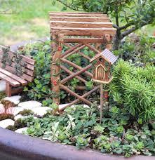 garden furniture the mini garden guru from twogreenthumbs com