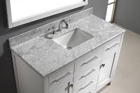 60 Inch Vanity With Single Sink How To Convert 60 Inch Single Sink Vanity U2014 The Homy Design