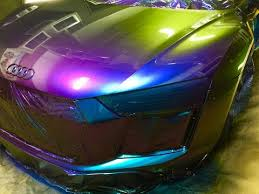 the craziest car paint in the world youtube