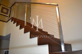 stair rails modern rails contemporary rails stainless steel
