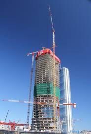 potain tower cranes build italy u0027s rising skyline