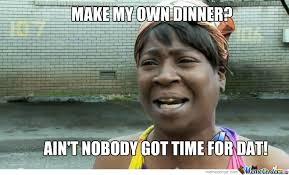 Make Meme With Own Picture - i won t make my own dinner by gummibear meme center