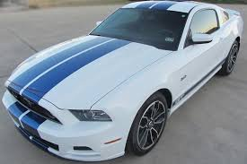 vinyl pre cut length racing stripes 13 14 gt v6 mustang