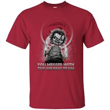 you messed with the wrong arkansas razorbacks t shirts u2013 best