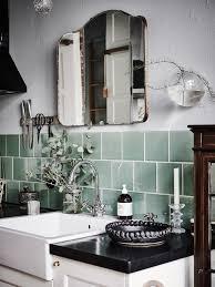 green tile backsplash kitchen 7 inexpensive alternatives to subway tile for your kitchen
