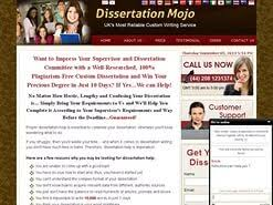 Dissertation writing services malaysia
