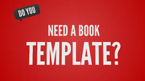 book template write a book in 24 hours how to plan the chapters