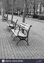 park benches outside quiet empty seat bench path way park benches