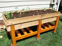 Garden Box Ideas Vegetable Planter Box Vegetable Garden Box Diy Carlislerccar Club