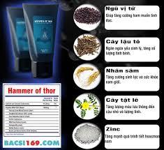 hammer of thor gel dòng bôi trực tiếp bacsi169 com
