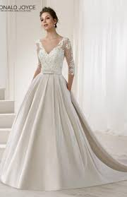 uk designer wedding dresses ivory and lace bridal