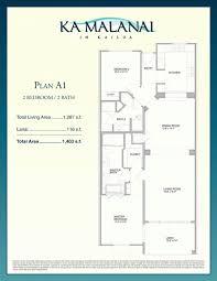 2 bedroom condo floor plans d r horton floor plans for ka malanai condos in kailua hawaii