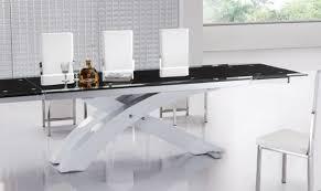 tavoli da sala da pranzo moderni moderno in vetro tavolo da pranzo tavoli allungabile vetro mobili