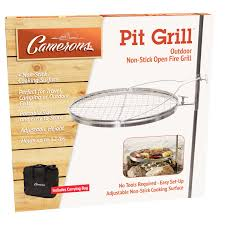 Fire Pit Grille by Fire Pit Grill From Camerons Products