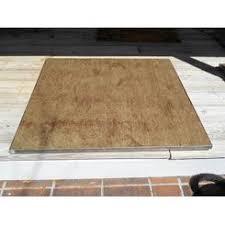 fire proof deck mat