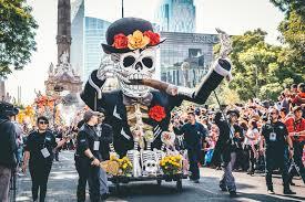 dia de los muertos pictures in photos this is how mexico city does día de los muertos everfest