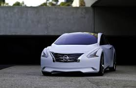 nissan hybrid sedan electrovelocity the gorgeous nissan ellure hybrid sedan