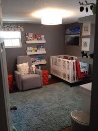 black white and gray diy nursery bookshelves black white and