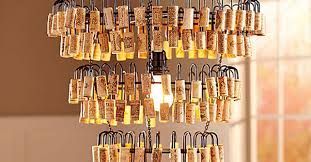 Candle Holder Chandeliers 8 Lovely Cork Chandeliers And Candle Holders Vinepair
