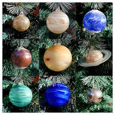 53 astronomy gifts for space solar system blown glass