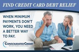 Debt Relief Options Explore Your Options Find Your Credit Card Debt Relief No Credit Damage Consolidated Credit