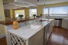 Carrara Marble Bathroom Countertops Bathroom Remodel Carrara Marble Kitchen The Granite Gurus High End