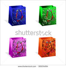 colorful shopping bags stock images royalty free images vectors