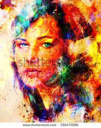 portrait painting stock images royalty free images u0026 vectors
