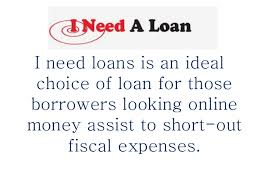 get financial freedom with i need a loans