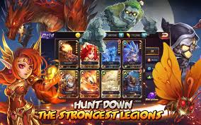 legion of heroes apk legion hunters 5 01 apk android