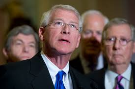 mississippi sen roger wicker only no vote on u0027climate change is