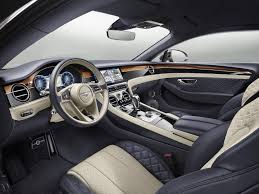 bentley exp 10 interior official 2018 bentley continental gt gtspirit
