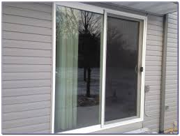 Patio French Doors With Blinds by Sliding Patio Doors With Blinds Images Glass Door Interior