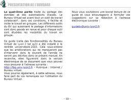 univ lyon2 bureau virtuel guide du bureau virtuel lyon 2 pdf