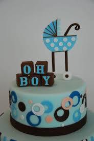 oh boy baby shower cake by bertha babyshowers voor jongens