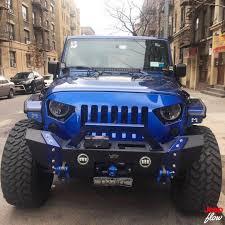 linex jeep blue jeep flow