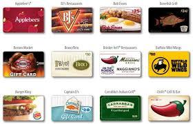 restaurant gift card gift cards for buffalo restaurants gift card ideas
