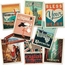 picture postcards postcards design