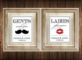 Male Female Bathroom Signs by Decorative Bathroom Signs Best Bathroom Decoration