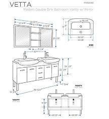 kitchen height bathroom vanity kitchen design