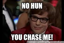 Chase You Meme - how to make your ex girlfriend chase you ex girlfriend recovery
