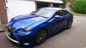the rc 300h is set new member looking at rc 300h f sport new members area lexus