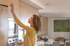 kitchen cabinets height above counter kitchen cabinets height how high should they be