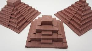 origami ancient pyramid jo nakashima youtube