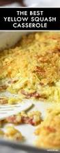 the best yellow squash casserole