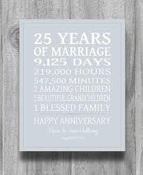 25 year anniversary gift ideas for 24 best twenty five year anniversary gift images on