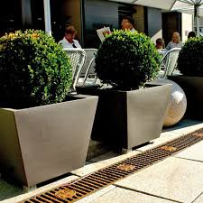 large outdoor planters you can look large plant containers outdoor