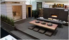 rooftop deck design composite bathroom sinks comfortable radical rooftop deck design