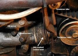 porsche 928 timing belt 928 s4 service timing belt