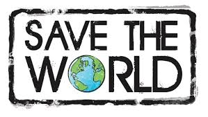 save the save the world ecocology